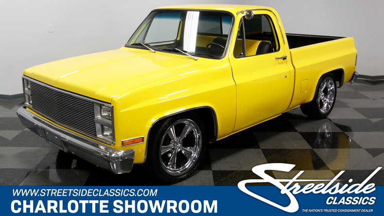 For Sale: 1981 Chevrolet C10