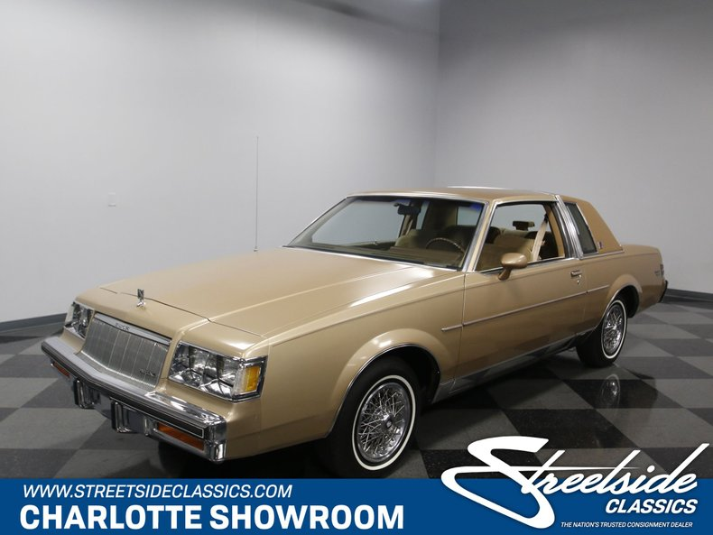 1986 Buick Regal >> 1986 Buick Regal Limited For Sale 74781 Mcg