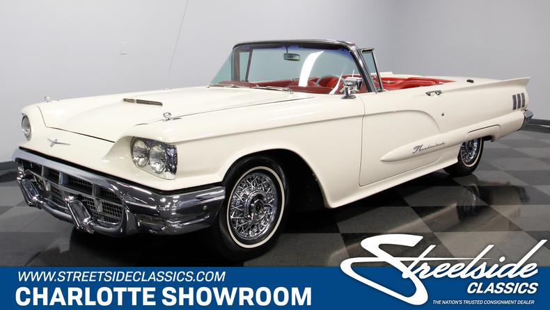 For Sale: 1960 Ford Thunderbird