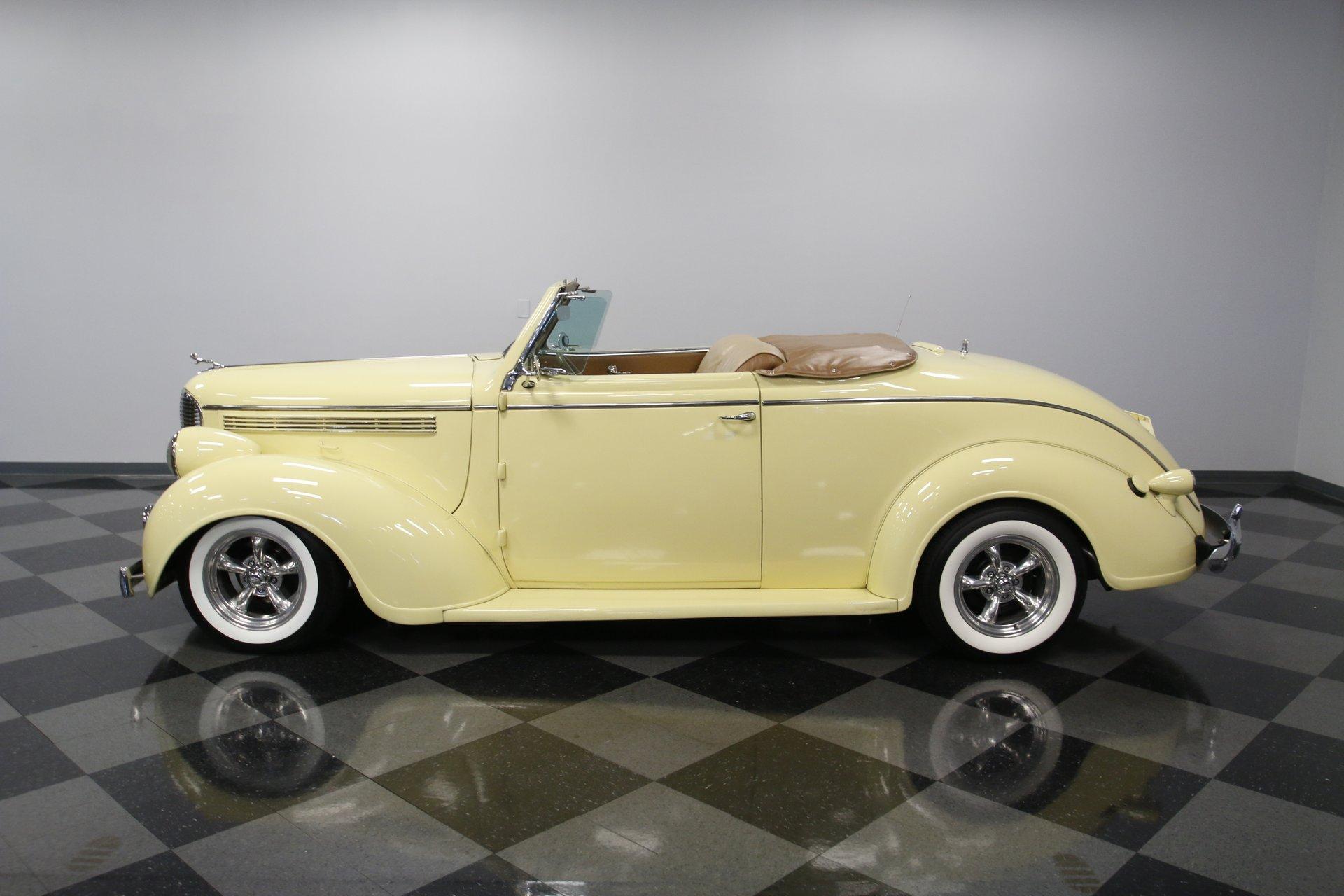 1938 dodge d8 convertible coupe