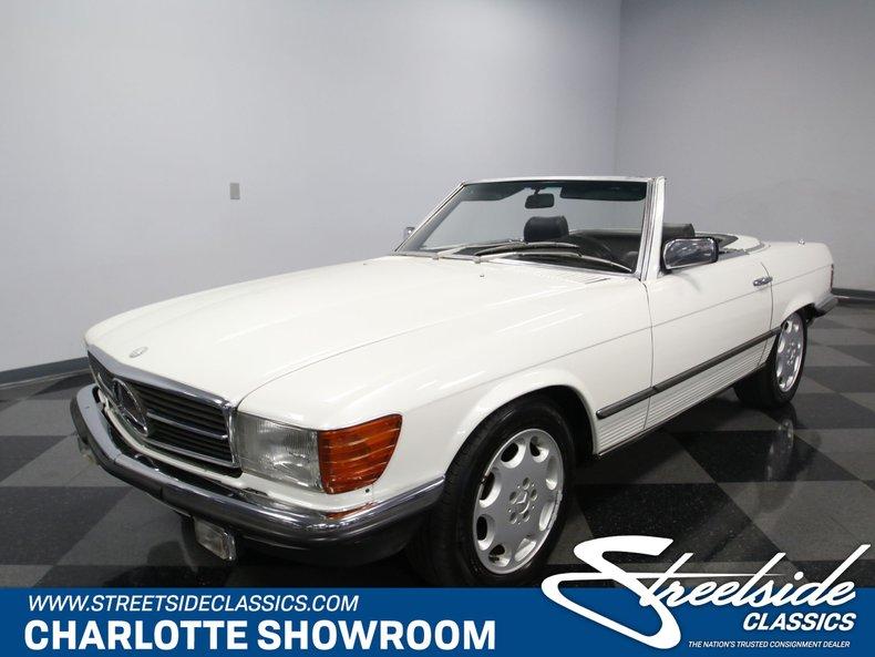 For Sale: 1981 Mercedes-Benz 500SL