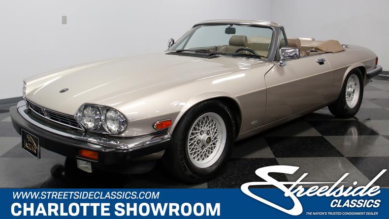 For Sale: 1988 Jaguar XJS