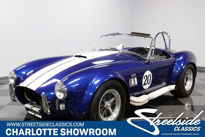 1965 Shelby Cobra | Streetside Classics - The Nation's