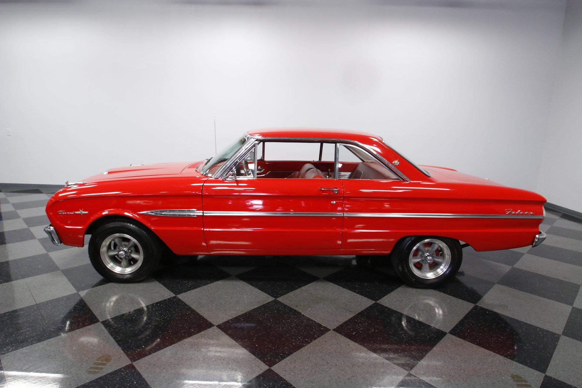 1963 ford falcon sprint tribute