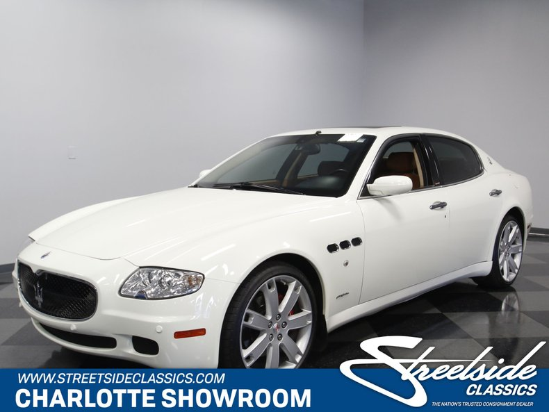 For Sale: 2007 Maserati Quattroporte