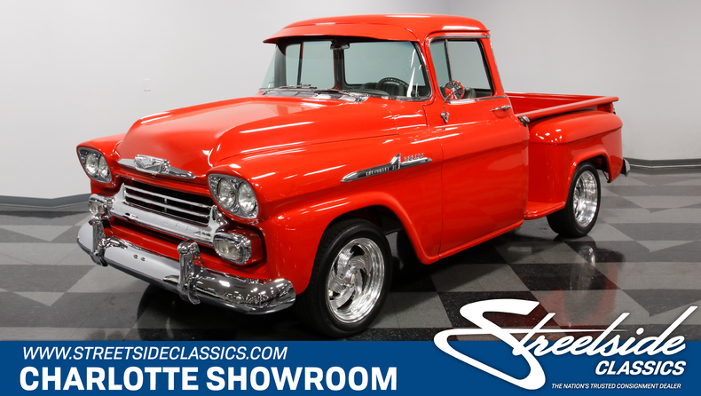1958 Chevrolet Apache Streetside Classics The Nations Trusted