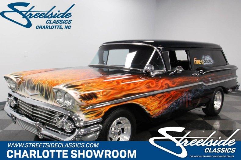 For Sale: 1958 Chevrolet Sedan Delivery