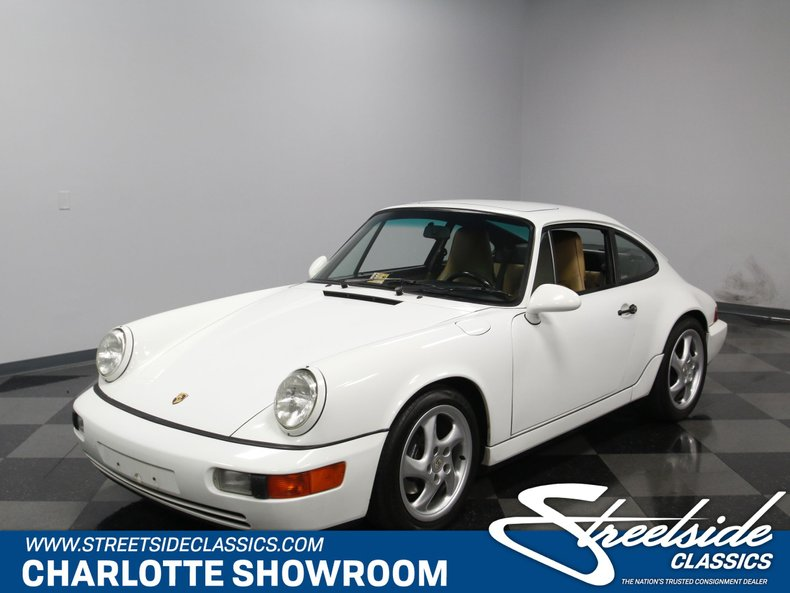 For Sale: 1993 Porsche Carrera