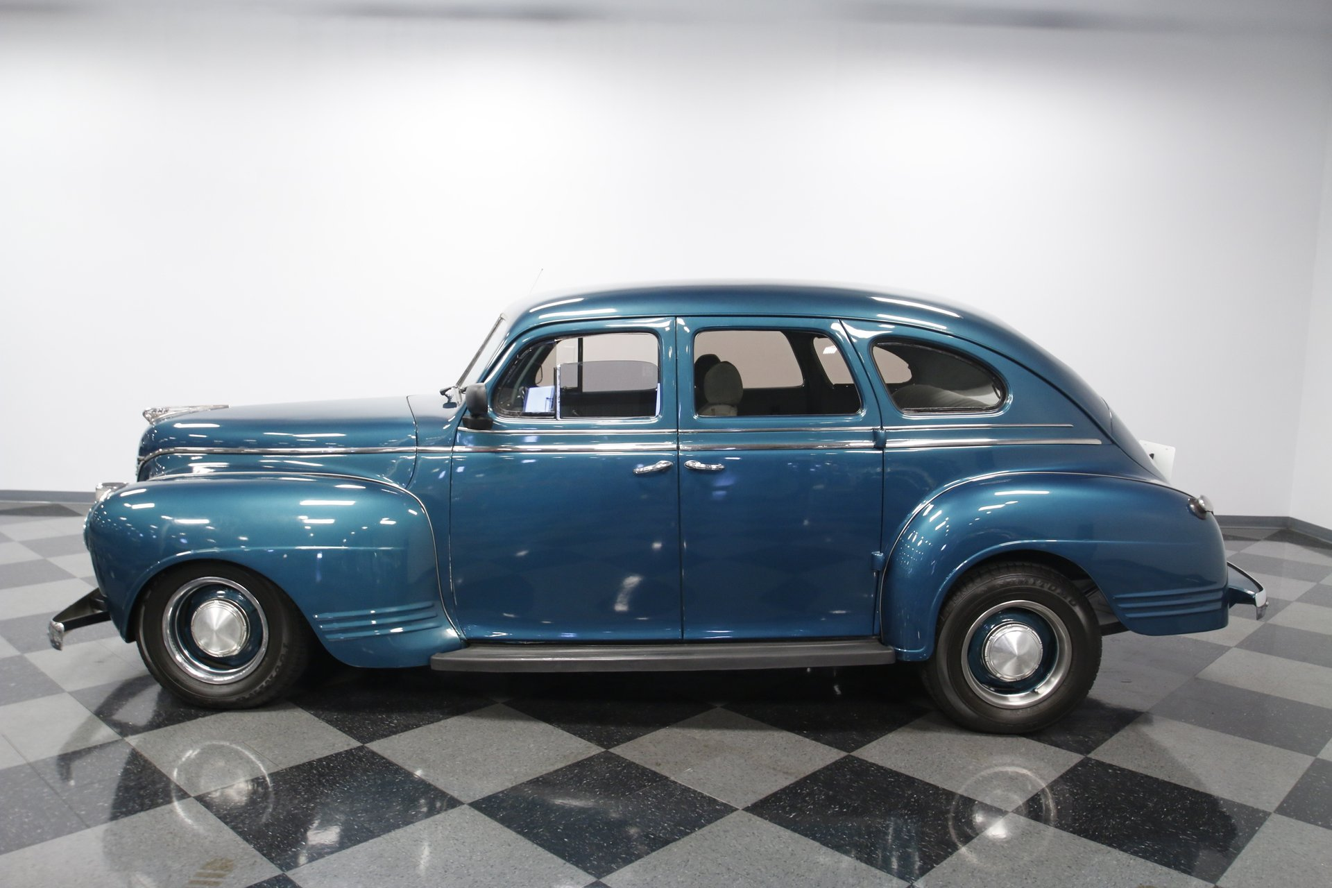1941 plymouth 4 dr sedan