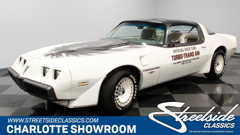 For Sale: 1980 Pontiac
