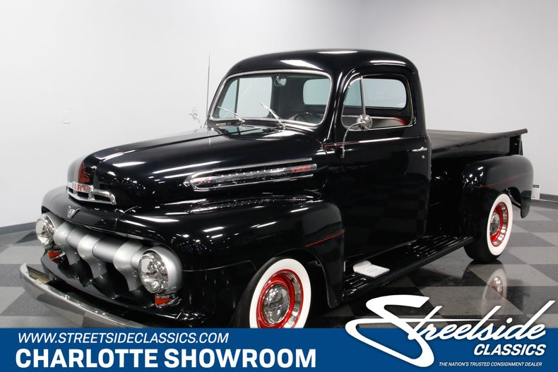 1951 Ford F-1 For Sale