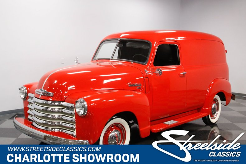 1949 Chevrolet Panel Delivery For Sale