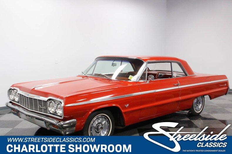 For Sale: 1964 Chevrolet Impala