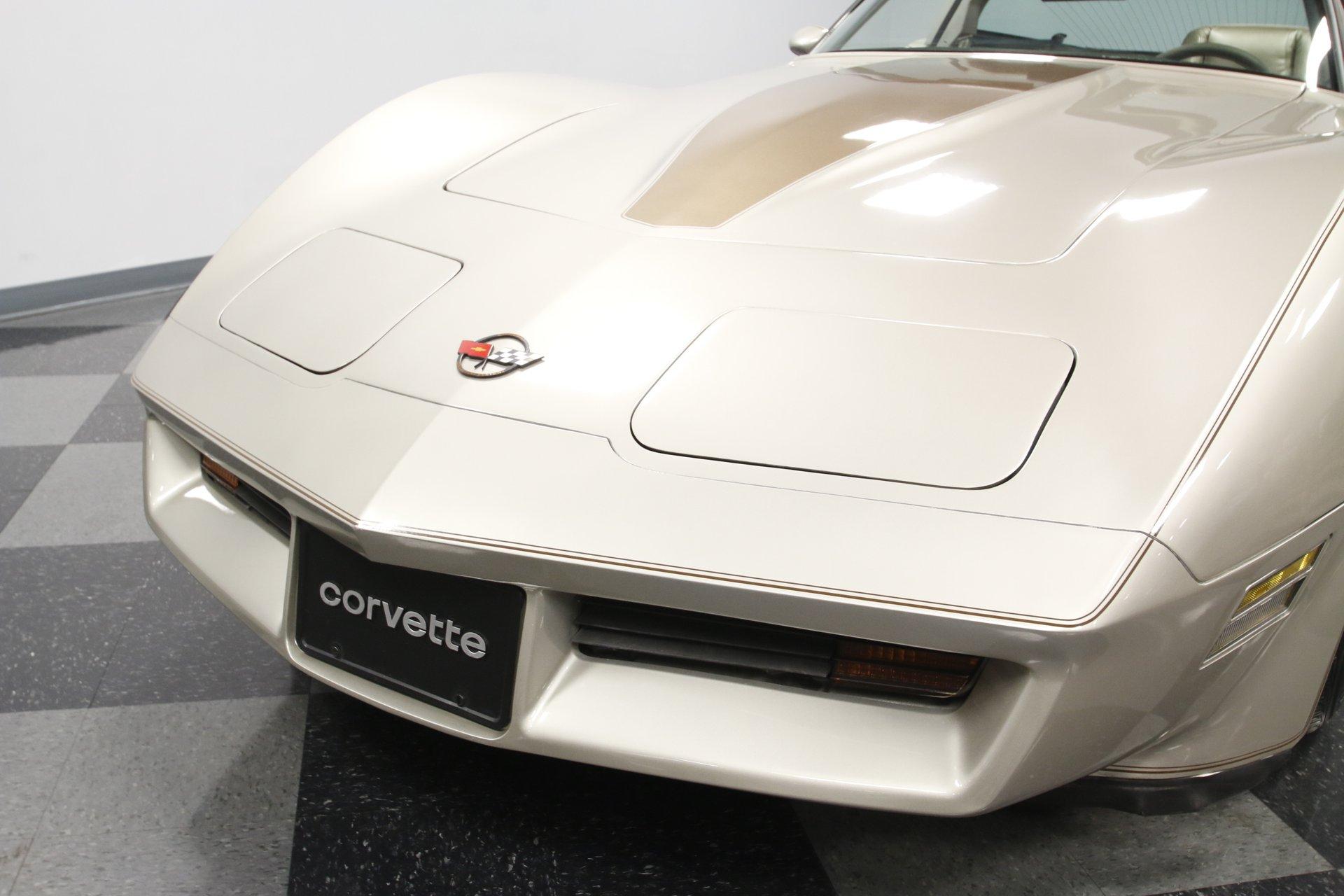 1982 Chevrolet Corvette   Streetside Classics - The Nation's