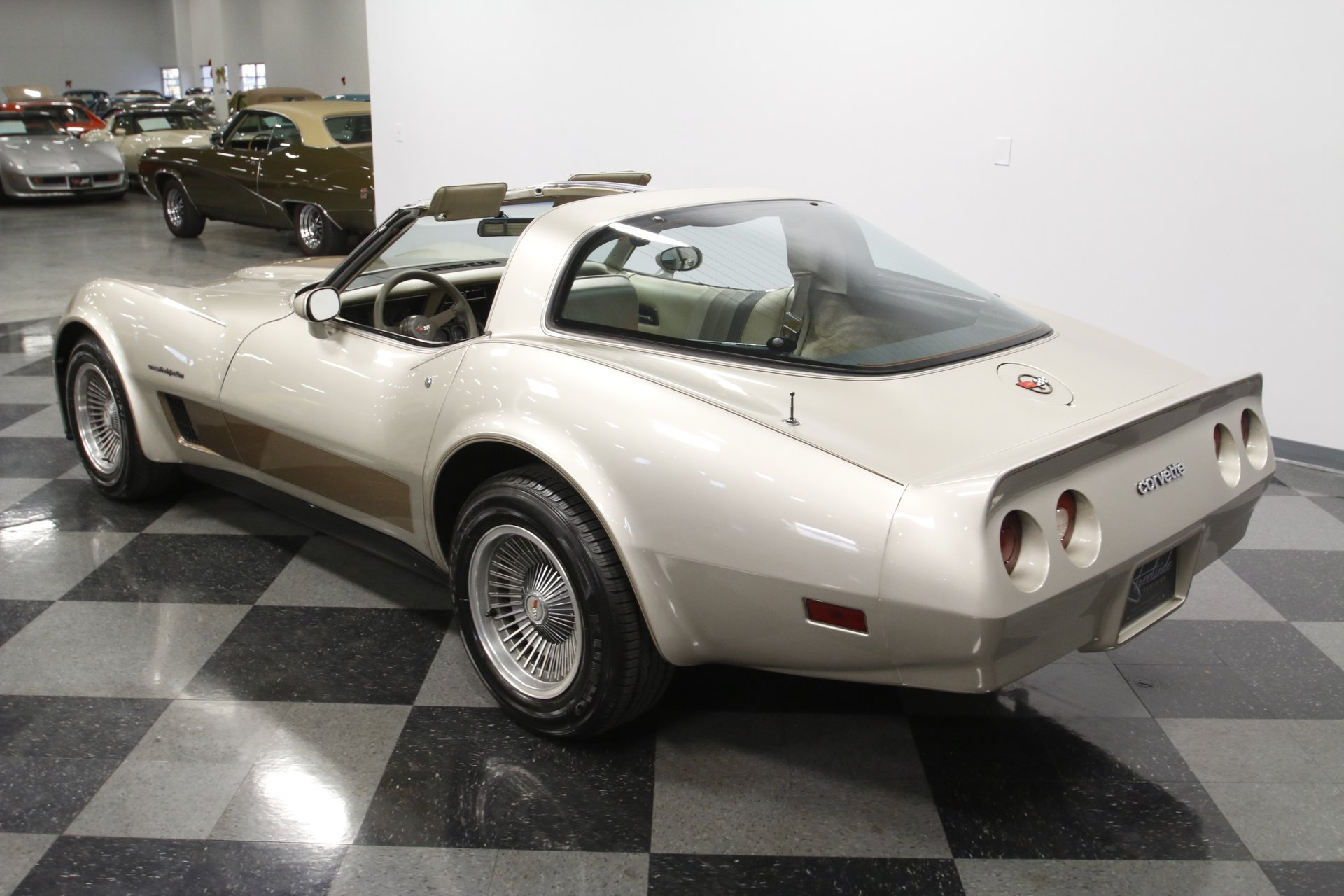 1982 Chevrolet Corvette | Streetside Classics - The Nation's Trusted