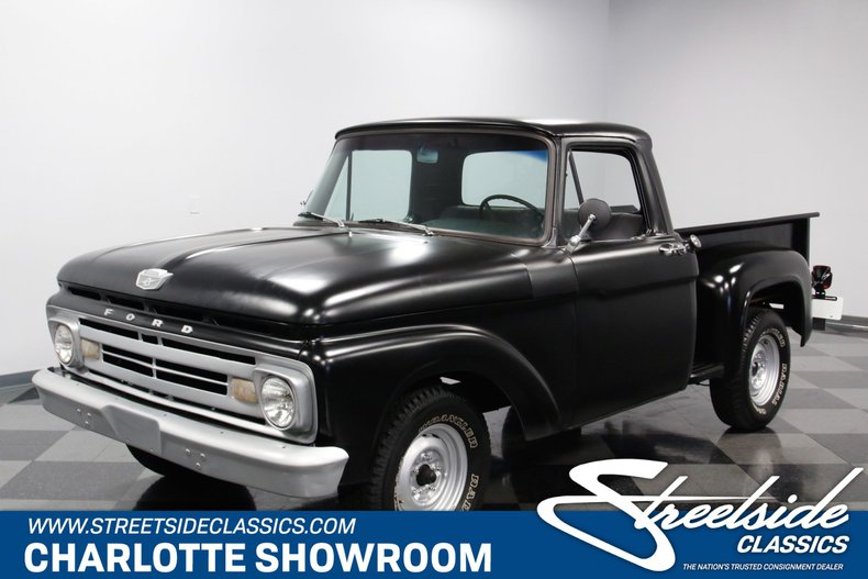 1962 Ford F-100 For Sale