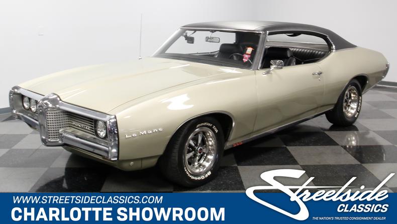 For Sale: 1969 Pontiac Le Mans