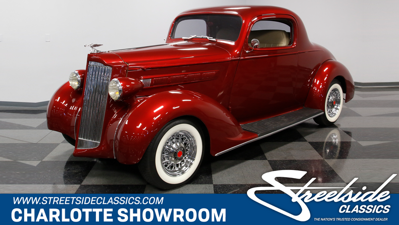 For Sale: 1937 Packard 115