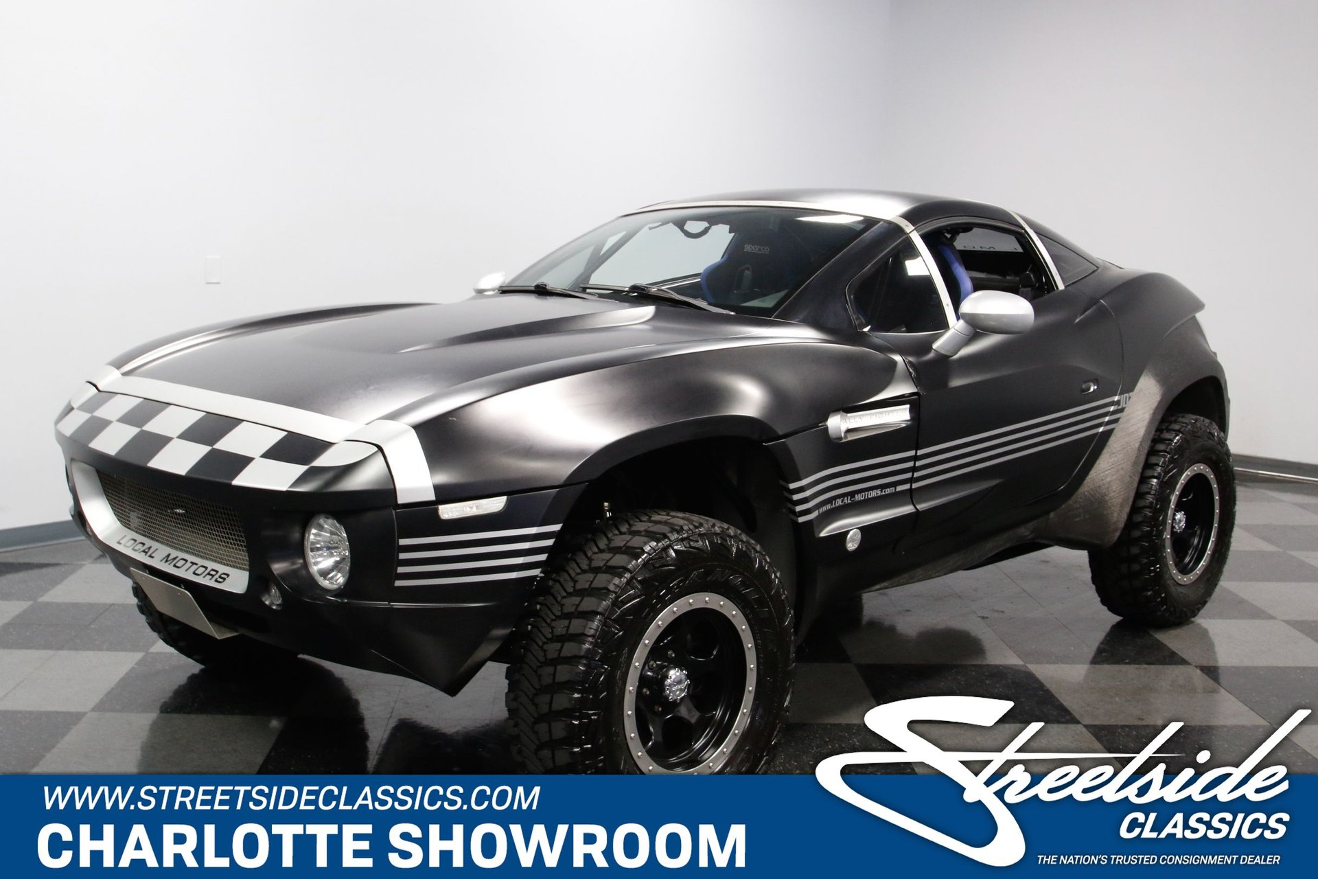 2011 local motors rally fighter