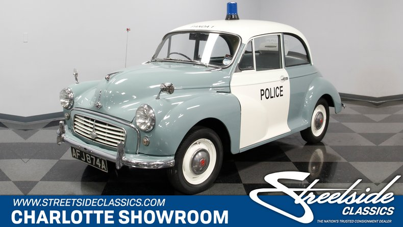 For Sale: 1963 Morris Minor 1000