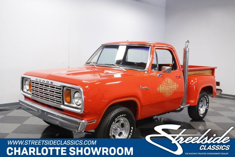 1978 Dodge Lil Red Express For Sale