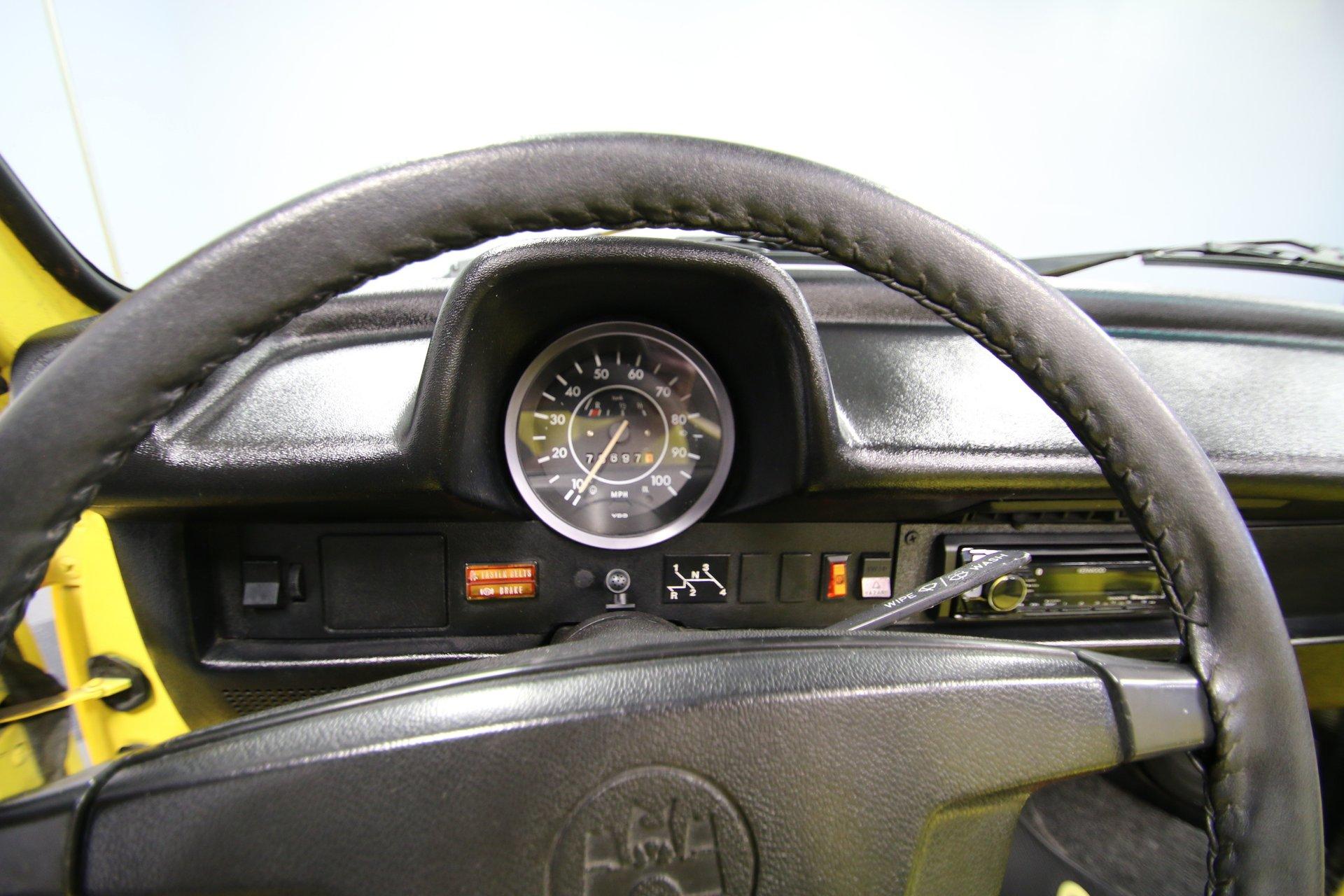 1974 Volkswagen Super Beetle Convertible for sale #78637 | MCG