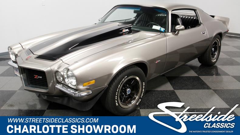1972 Chevrolet Camaro Streetside Classics The Nation S