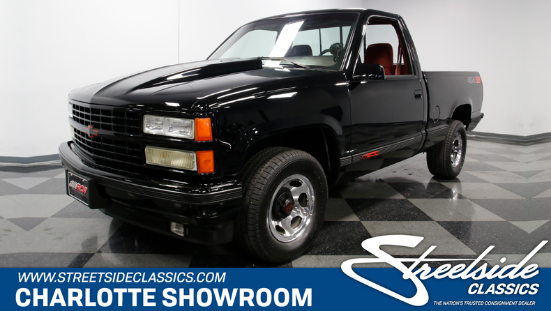 For Sale: 1990 Chevrolet C1500