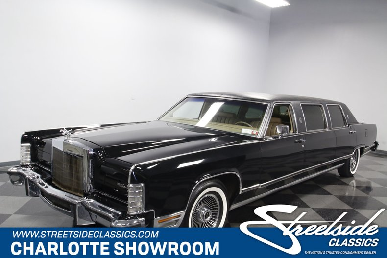 1979 Lincoln Continental | Streetside Classics - The