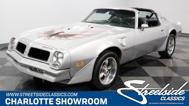 For Sale: 1976 Pontiac