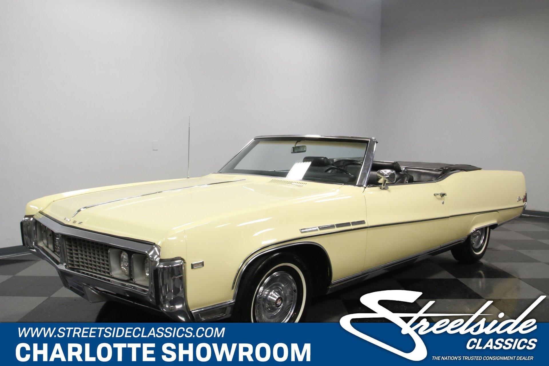 1969 buick electra 225 custom convertible