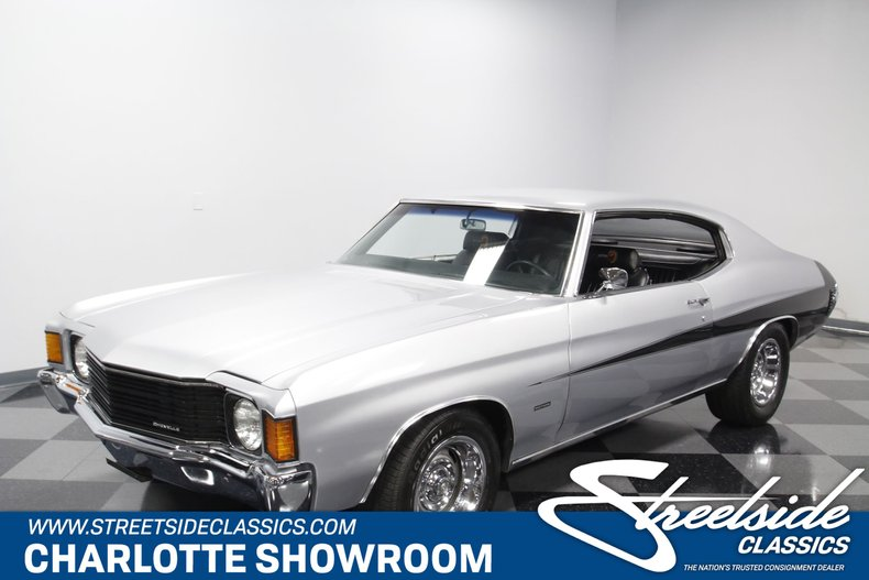 For Sale: 1972 Chevrolet Malibu