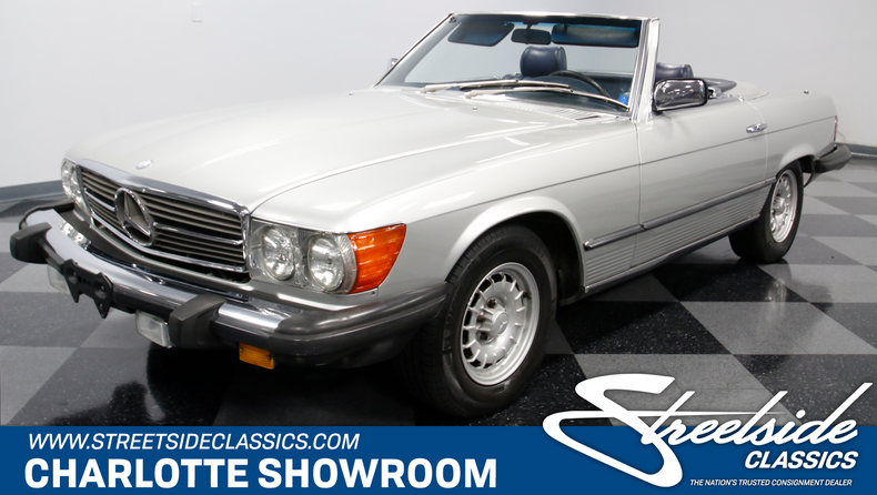 For Sale: 1985 Mercedes-Benz 380SL