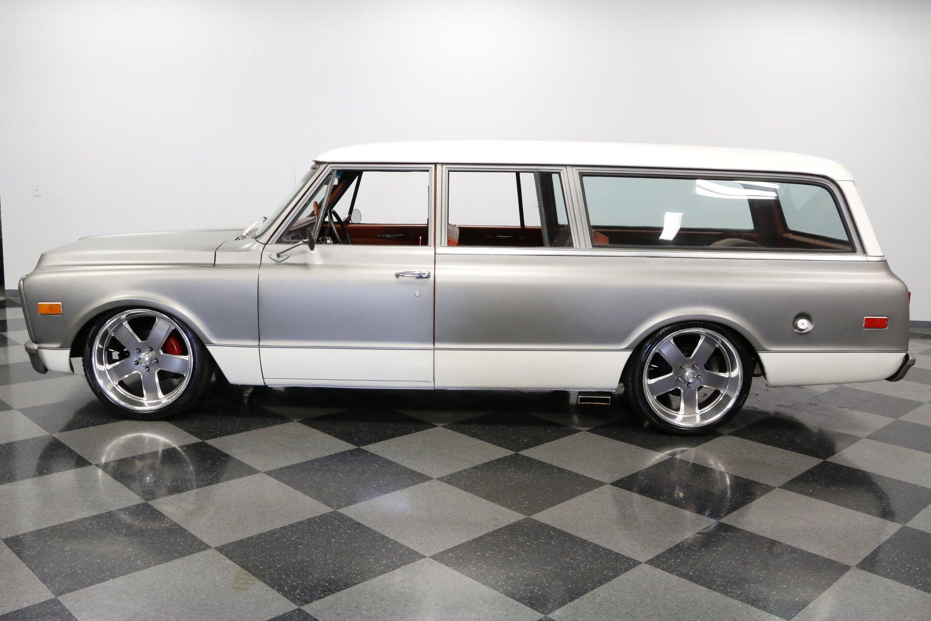 1971 gmc suburban custom