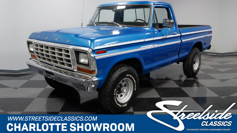 For Sale: 1979 Ford F-150
