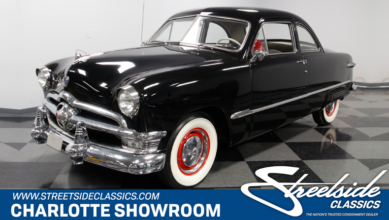 For Sale: 1950 Ford Custom Deluxe