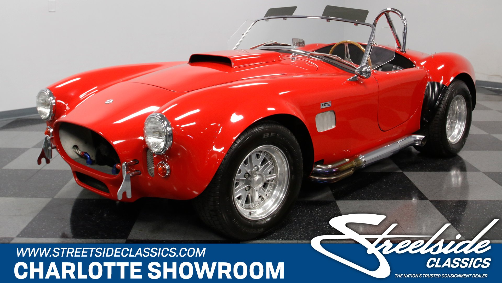1967 shelby cobra unique motorcars