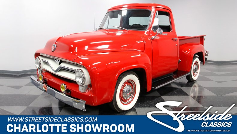 For Sale: 1955 Ford F-100