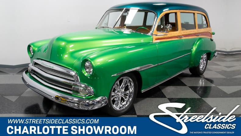 For Sale: 1951 Chevrolet Custom Deluxe
