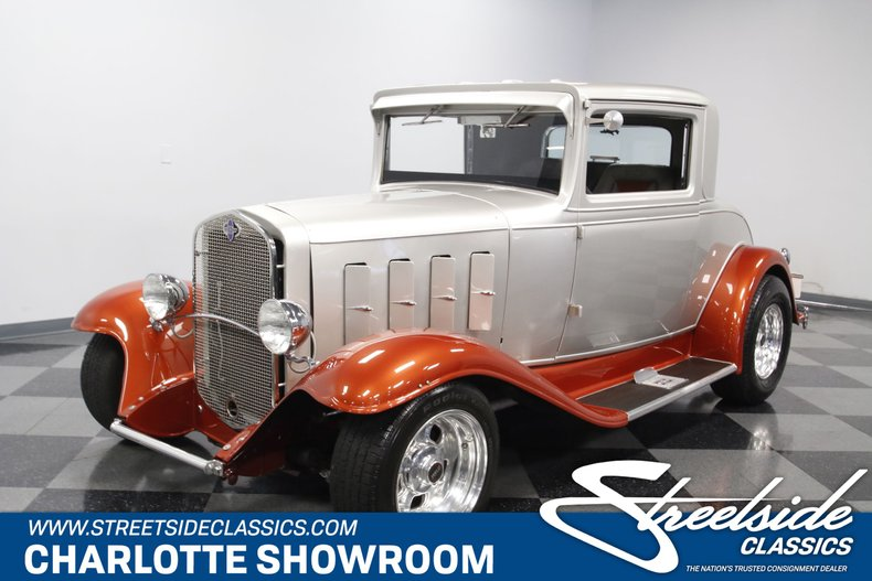 1931 Chevrolet 3 Window Coupe For Sale