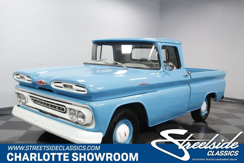 For Sale: 1961 Chevrolet Apache