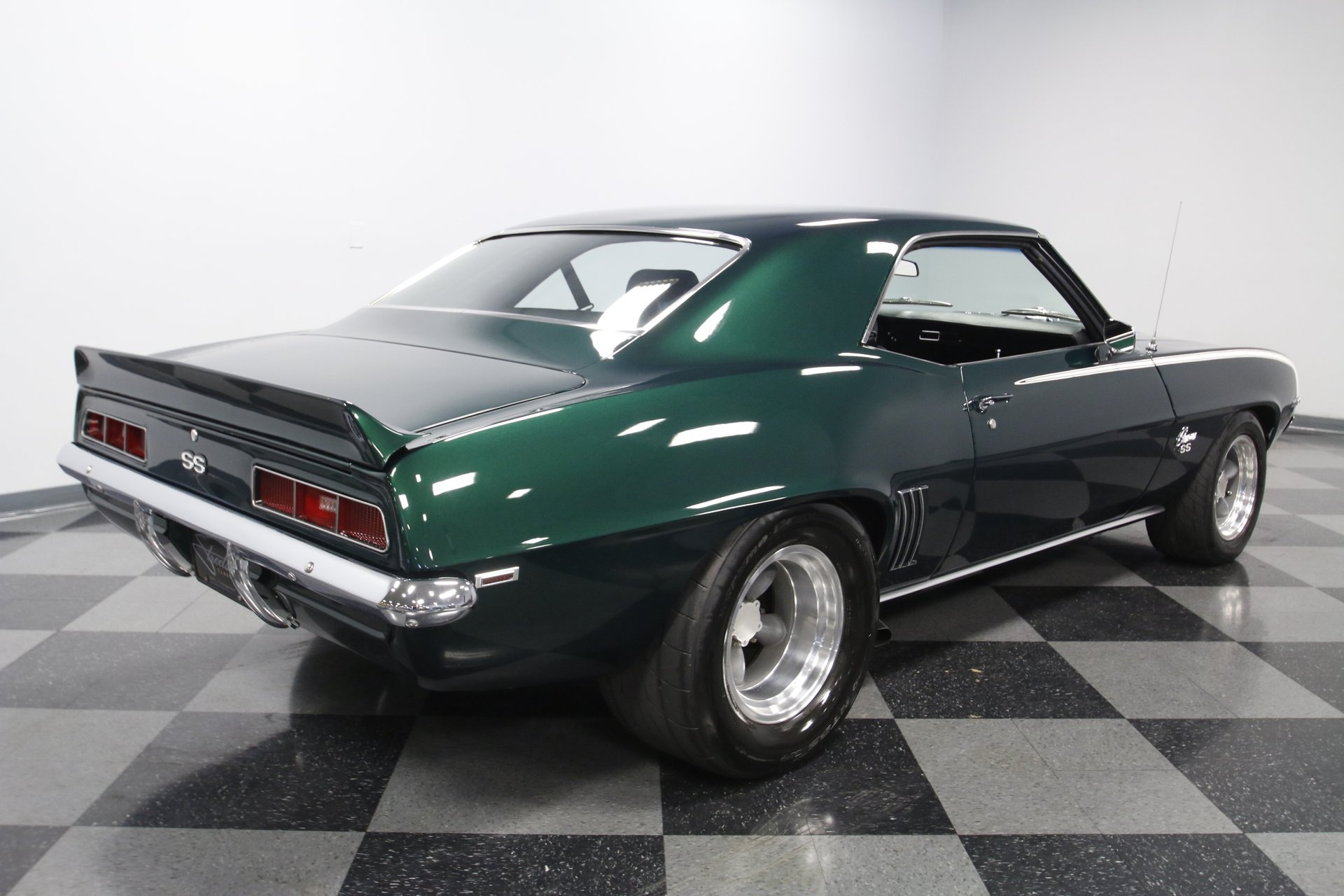1969 Chevrolet Camaro | Streetside Classics - The Nation's Trusted