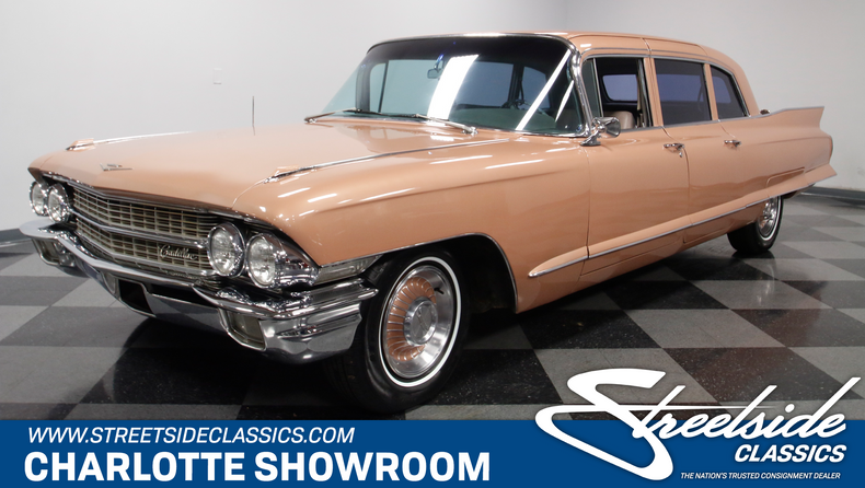 For Sale: 1962 Cadillac Fleetwood