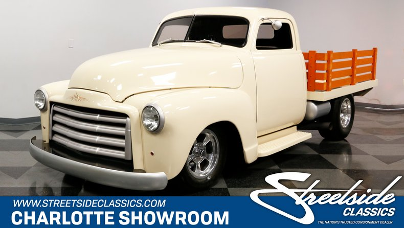 For Sale: 1948 GMC 3100