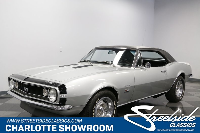 1967 Chevrolet Camaro Ss 396 For Sale 85782 Mcg
