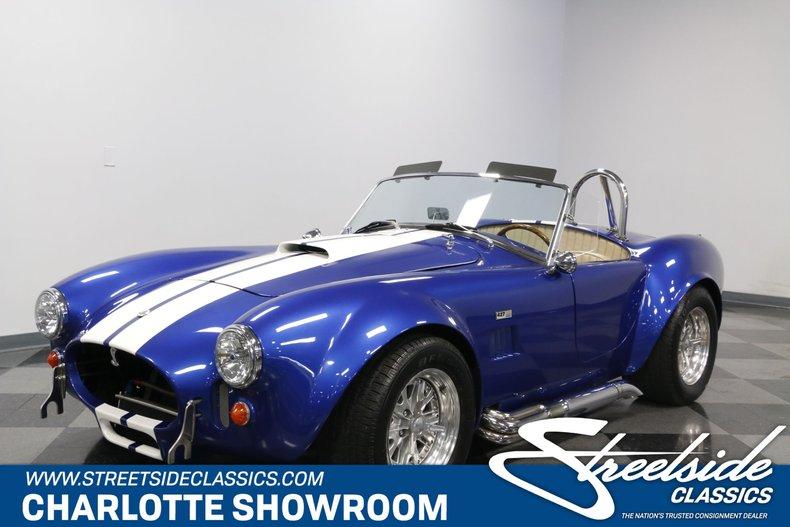 For Sale: 1964 Ford Cobra