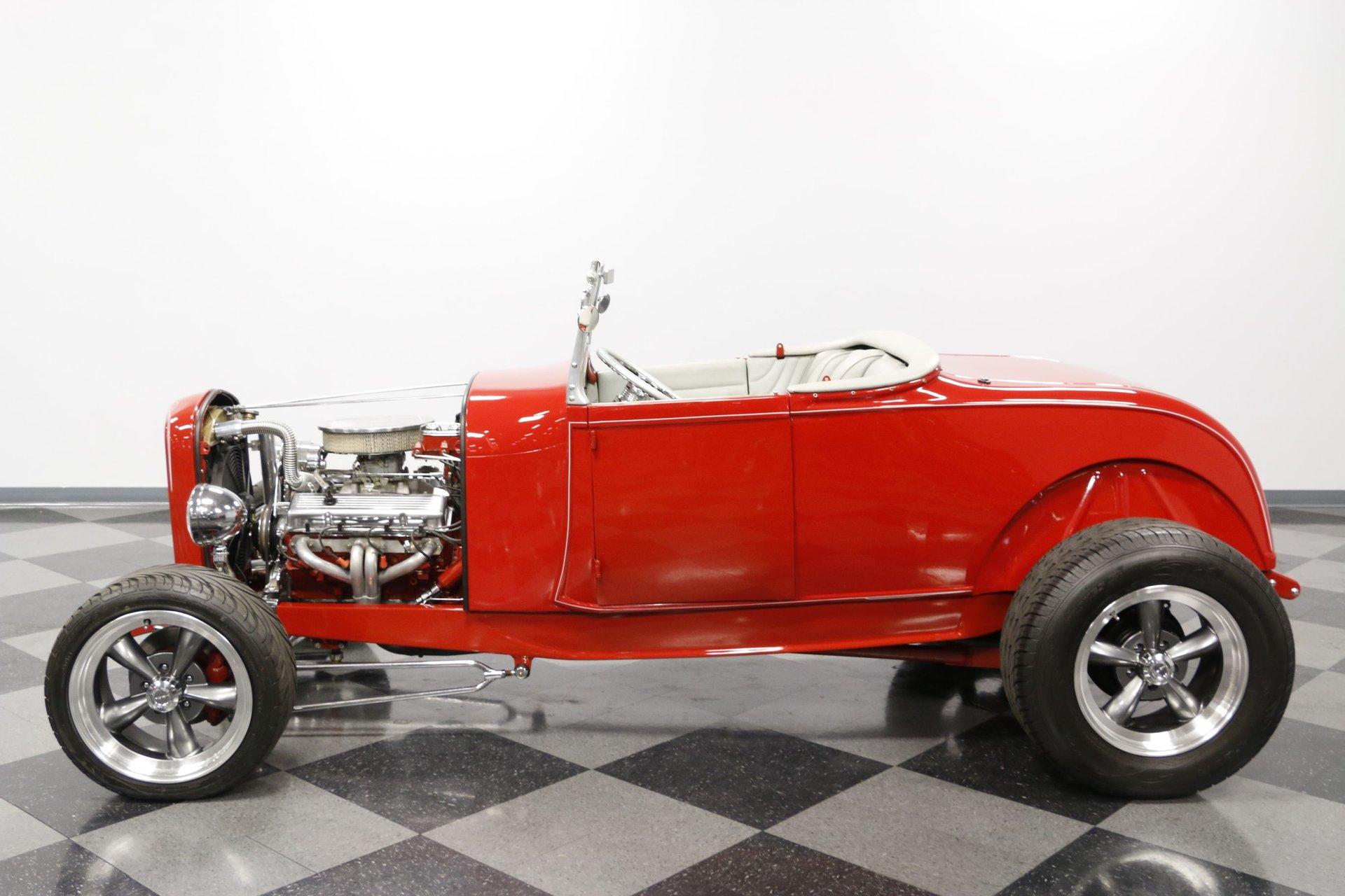 1929 ford highboy roadster