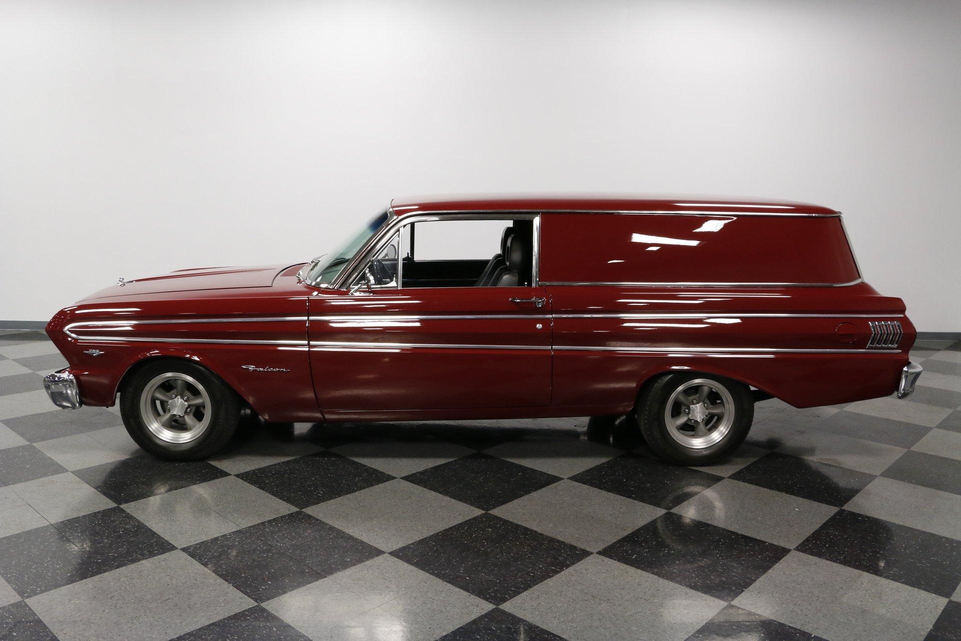 1964 ford falcon sedan delivery
