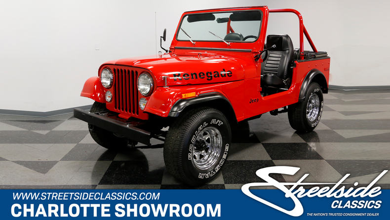 For Sale: 1978 Jeep CJ7