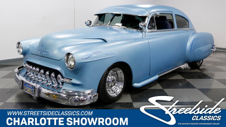 For Sale: 1949 Pontiac Streamliner